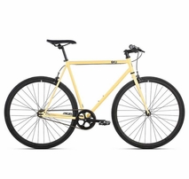6ku fixie bike tahoe cream