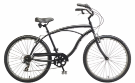 KHS Manhattan Aero 7 Cruiser black
