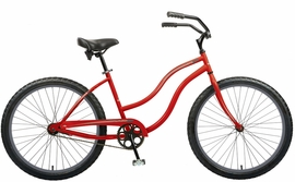 Manhattan Aero Womens Cruiser Red