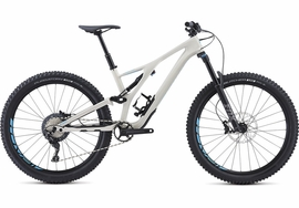 Specialized StumpJumper Comp Carbon 27.5 Gloss/White Mtn/Nice Blue 2019