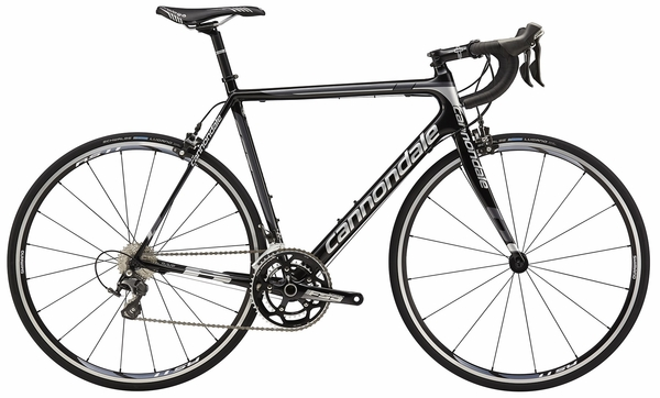Cannondale SuperSix Evo 105 Black Cannondale 58
