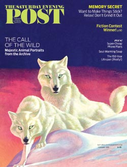 2016 Issues of The Saturday Evening Post