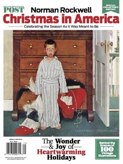 Norman Rockwell: Christmas in America