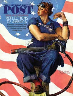 Reflections of America: 70 Years of Outstanding Covers