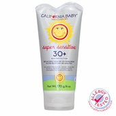 6oz Super Sensitive (No Fragrance) Broad Spectrum SPF 30+ Sunscreen