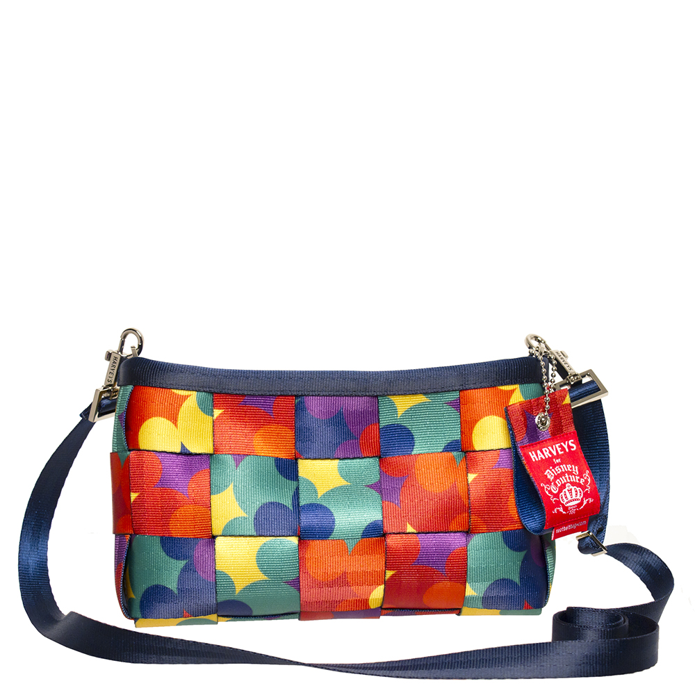 Disney couture harveys seatbelt bag mickey pop art for What s a couture pop