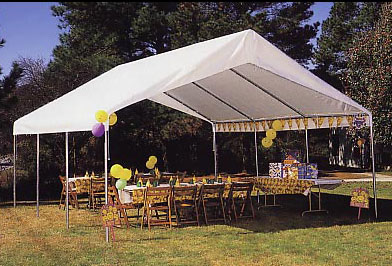 18 x 20 Hercules Outdoor Canopy Shelter from King Canopy & x 20 Hercules Outdoor Canopy Shelter from King Canopy