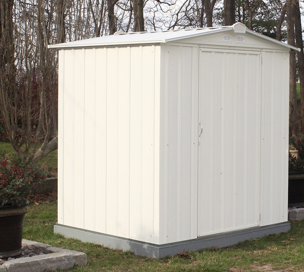 Arrow Ezee Shed 6 X 5 Foot Storage Shed With Low Gable