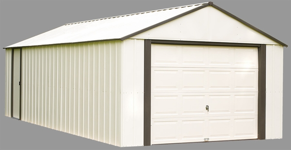 12 foot garage door traditional carriage style arrow murrayhill 12 31 foot shed with rollup garage door