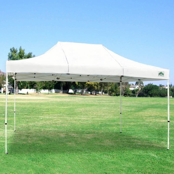 & Caravan Classic 10u0027 X 15u0027 Canopy with Professional Top