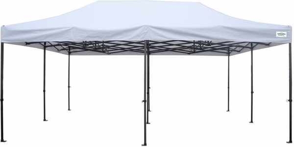 Caravan Monster Industrial Aluminum Canopy with Monster Top - 20 Foot x 20 Foot  sc 1 st  eCanopy.com & Monster Industrial Aluminum Canopy with Monster Top - 20 Foot x 20 ...
