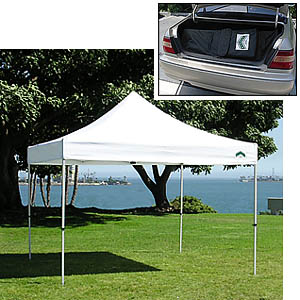 Caravan Traveler 10 x 10 Canopy Package Deal + 4 Sidewalls & Traveler 10 x 10 Canopy Package Deal + 4 Sidewalls