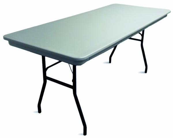 Attractive Commercialite Plastic Folding Table   72 Inch X 30 Inch