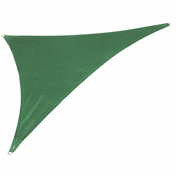 Coolaroo Coolhaven 15 X 12 X 9 Right Triangle Shade Sail With