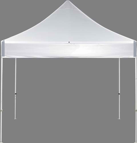 E-Z UP 10 x 10 Canopy Package + 4 Sidewalls & UP 10 x 10 Canopy Package + 4 Sidewalls