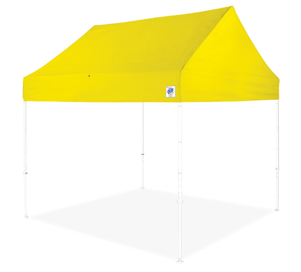 E Z UP Hut 10 X Instant Canopy Shelter