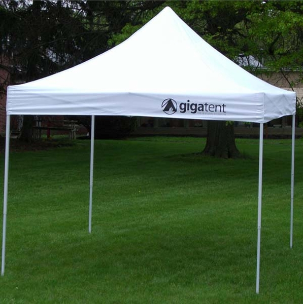 GigaTent 10 x 10 Lightweight Pop Up Canopy Tent & 10 x 10 Lightweight Pop Up Canopy Tent
