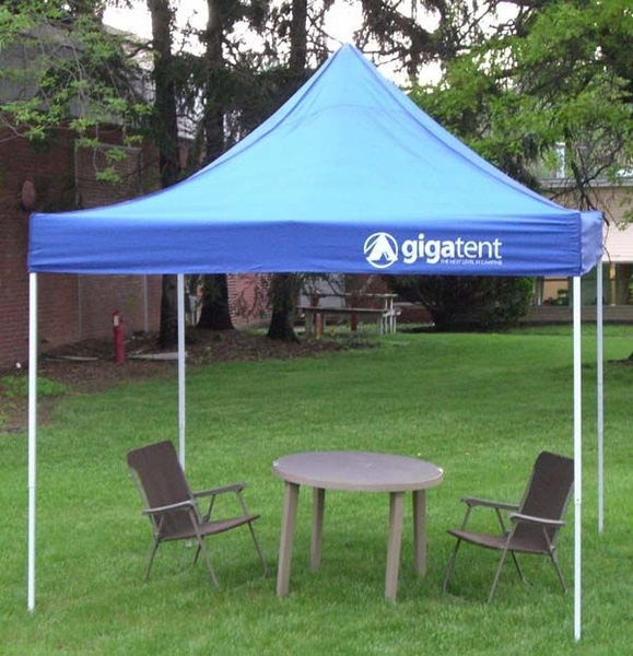 Portable Exhibition Tents : Gigatent lightweight pop up canopy tent