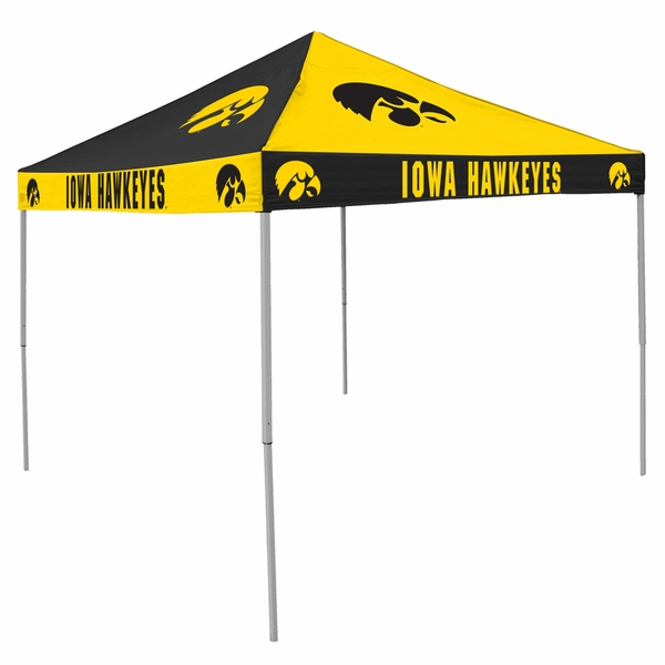Iowa Hawkeyes Tailgate Tent Canopy - Checkerboard  sc 1 st  eCanopy.com : pirate pop up tent - memphite.com