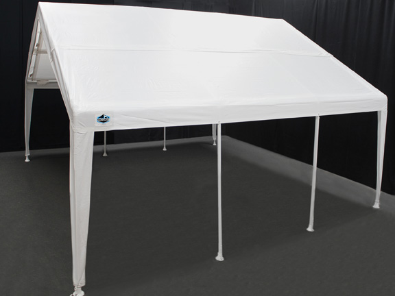 King Canopy 12X20 to 20X20 Expandable A-Frame Canopy