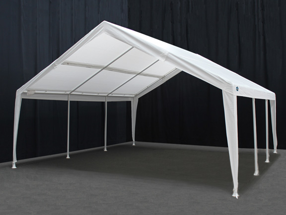 King Canopy 12x20 To 20x20 Expandable A Frame Canopy