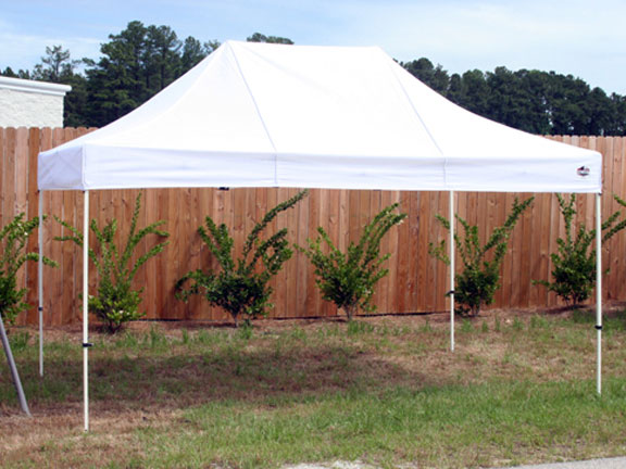 King Canopy 15 Foot X 10 Foot Festival Straight Leg