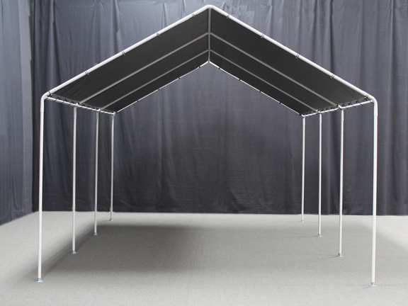 Shelter King Portable Garages : King canopy ii portable garage shelter