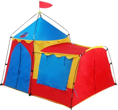 Knights Tower Children S Outdoor Play Tent