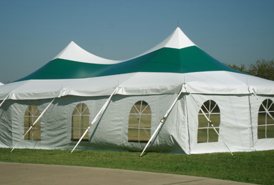 Mystique 40 x 60 High Peak Tension Tent & 40 x 60 High Peak Tension Tent