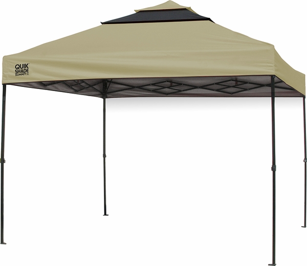 Quik Shade Summit SX100 10x10 Vented Instant Canopy  sc 1 st  eCanopy.com & Shade Summit SX100 10x10 Vented Instant Canopy