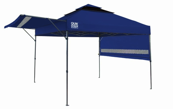 Quik Shade Summit SX170 10x10 Instant Canopy With Adjustable Half Awnings