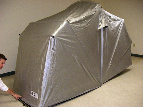 Portable Motorcycle Shelter : Motorcycle atv shelters free shipping
