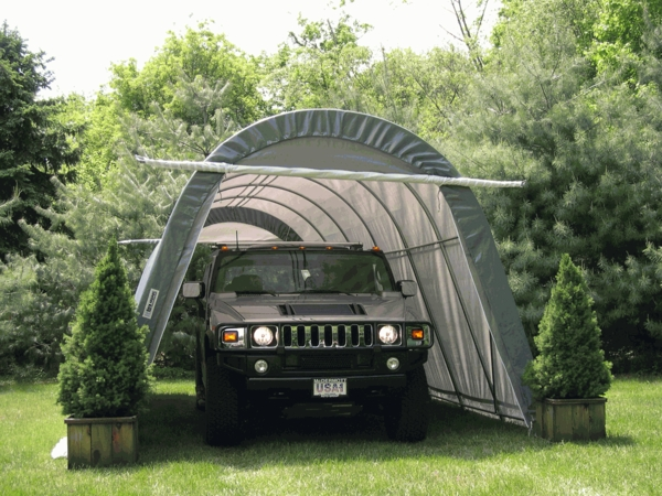 Rhino Shelter Instant Boat Shelter and Storage Building - 14 x 24 x 10 & Shelter Instant Boat Shelter and Storage Building - 14 x 24 x 10