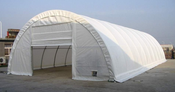 Heavy Duty Shelter : Rhino shelter portable heavy duty commercial building
