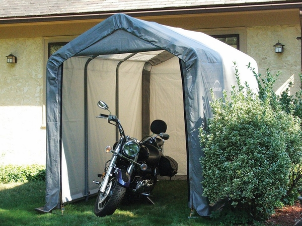 Shelterlogic 6 X 12 Instant Storage Shed Canopy 70413
