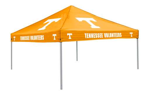 Tennessee Volunteers Tailgate Tent Canopy - Colored  sc 1 st  eCanopy.com & Volunteers Tailgate Tent Canopy - Colored