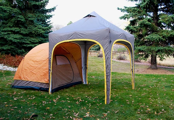 Pop Up Awnings
