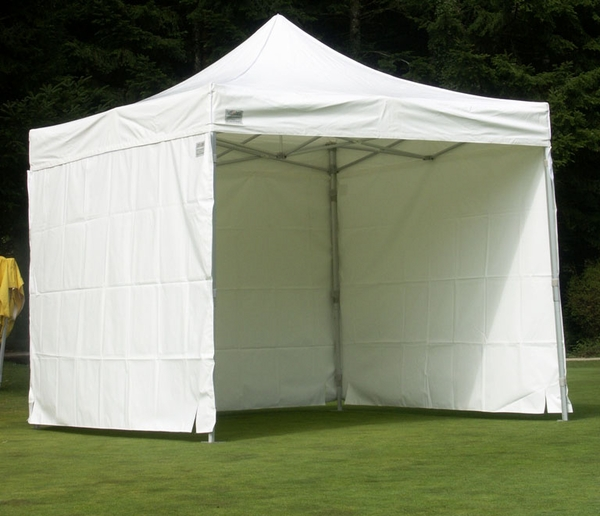 Vitabri 10 foot vinyl canopy side wall for 10x10 craft show tent