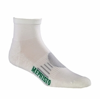 NEW!!! Boca Mini Crew Sock In White ($70.00 minimum TOTAL ORDER)