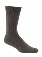 NEW!!! Mens' N.Y.C. COMFORT DRESS SOCK - DARK BROWN - ($70.00 minimum TOTAL ORDER)