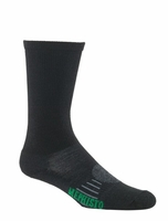 NEW!!! SEATTLE TECHNICAL SOCK - BLACK ($70.00 minimum TOTAL ORDER)