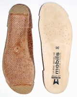 Womens Udine Mobil Insole - Beige OR Grey ($70.00 minimum TOTAL ORDER)