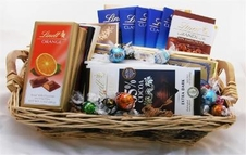 Lindt Lover's Large Gift Basket
