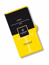 Amedei Cru Origins Trinidad 70% 50g/1.75oz (Pack of 6)