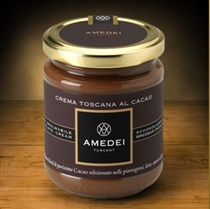 Amedei Dark Chocolate Spread, 200g/7oz (Single)