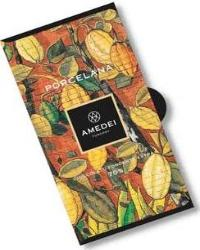 Amedei Porcelana Extra Dark Chocolate Bar, 70% Cocoa, 50g/1.75oz (Single)