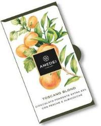 Amedei Toscano Blond Chocolate Bar, 63% Cocoa, 50g/1.75oz (6 Pack)