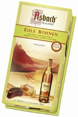 Asbach Edle Bohnen, Brandy-filled Beans, Gift Box, 200g/7.05oz  (Single)
