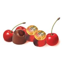 Asbach Edle Kirschen Chocolate Brandy Cherries, 20 Piece Bag (Single)