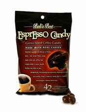 Balis Best- Espresso Candy, 5.3oz/150g (Single)
